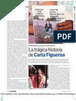 La historia trágica de Carla Figueroa