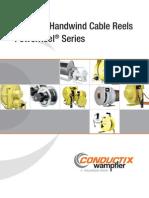 Conductix Cablereel Powereel Catalog