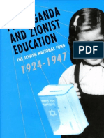 Yoram Bar Gal - Propaganda and Zionist Education, The Jewish National Fund 1924 - 1947 (2003)