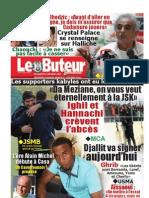 LE BUTEUR PDF du 06/01/2012