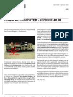 Guida al Computer - Lezione 40