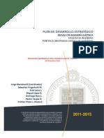 PDE 2011-2015 final (Aprobado 05-2011)