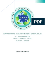 Determination of Landfill Gas Production in Hamitler Landfill of Bursa City in Turkey