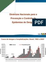 Diretrizes Nacionais para a Prevenção e Controle de Epidemia