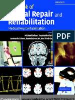 Textbook of Neural Repair and Rehabilitation Medical Neurorehabilitation 2006