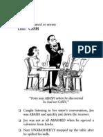 Vocabulary Cartoons II