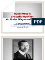 Hashimoto Encephalopathy