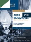 Arab Monarchies