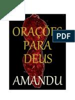 ORAÇÕES PARA DEUS