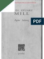 Mill, J. S. - Apie laisvę
