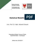 Stat Mod 1011