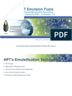 APT Emulsion Fuels Presentation[1]