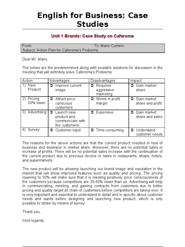case study unit 4 acquiring metrot
