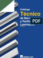 Catalogo Tecnico Barras y Perfiles Laminados
