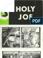Chick Tract - Holy Joe