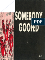 Chick Tract - Somebody Goofed