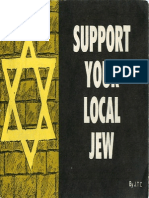 Chick Tract - Support Your Local Jew