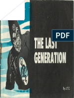 Chick Tract - The Last Generation