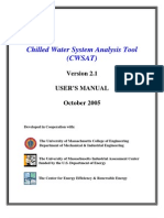 User Manual (CWSAT21)