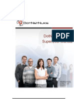 Dot Net Nuke 6.1.2 SuperUser Manual