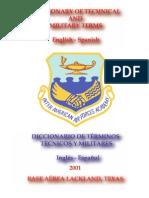 Diccionario de IAAFA