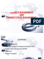 Project Design & Network Analysis