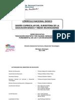 DisenoCurricular