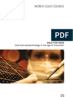 Gold and Nanotechnology in the Age of Innovation
