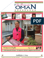 The Peninsula Woman - December 2011/January 2012