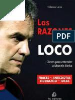 Las Razones Del Loco, Federico Lareo