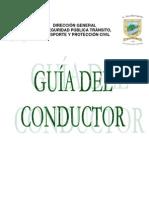 Guia Del Conductor Para Tramite de Permiso de Conducir