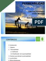 Petrofisica Permeabilidad