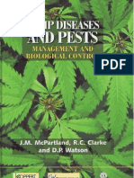 Hemp Diseases and Pests Management and Biological Control