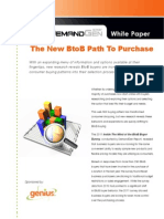 DemandGen Report - The New B2B Purchase Path