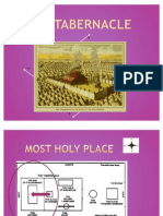 Tabernacle Most Holy Place