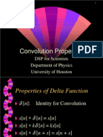 Convolution Properties