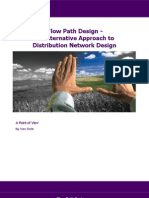 POV - Flow Path Design- An Alternative Approach to Distribution Network Design