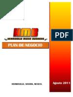 Plan de Negocio HMB