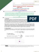 Template Technical Journals