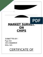 Market Survey on Chips
