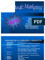 Proyecto de Marketing Jelly Fruits
