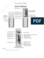 Dell Dimension 5150c Owner Manual