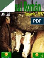 Taranul Roman, Nr.30 - Ianuarie 2012