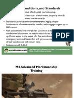 Advanced Marksmanship