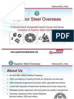 SUPERIOR STEEL OVERSEAS Maharashtra  India