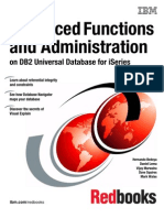 Advanced Functions and Administration on DB2 Universal Database for iSeries