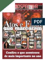 RETROSPECTIVA 2011 - EDIÇÃO ON LINE