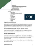Richard Intrusion Detection