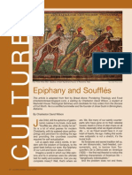 Epiphany and Souffles