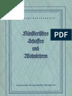 Ludendorff, Mathilde - Künstlerisches Schaffen und Wahnlehren, Ludendorffs Verlag